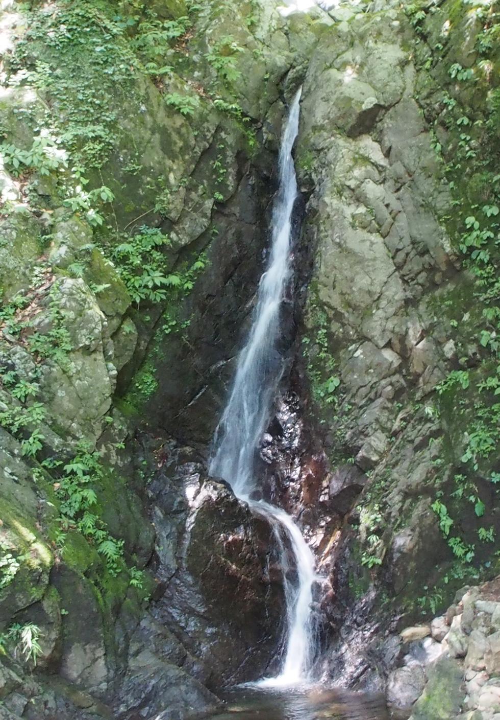 大山二重滝