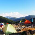 2泊3日テント泊登山の装備・持ち物一覧を紹介 – 春・夏・秋季(無積雪期)