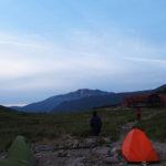 山岳テントの設営場所で気を付けたいことを書いていく