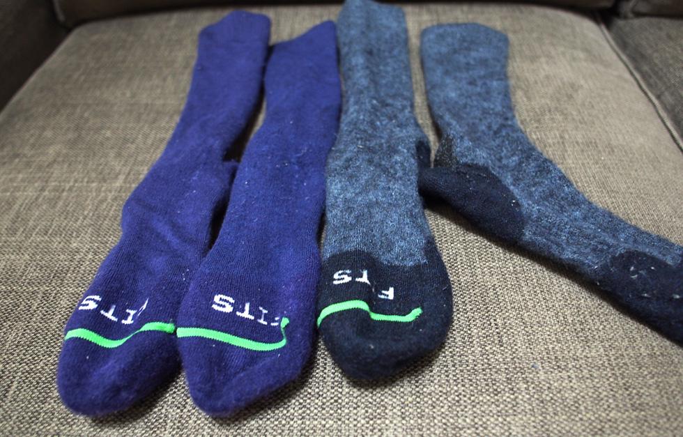 靴下 フィッツ(FITS)