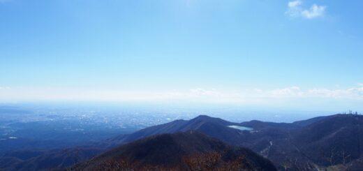 赤城山の絶景スポット