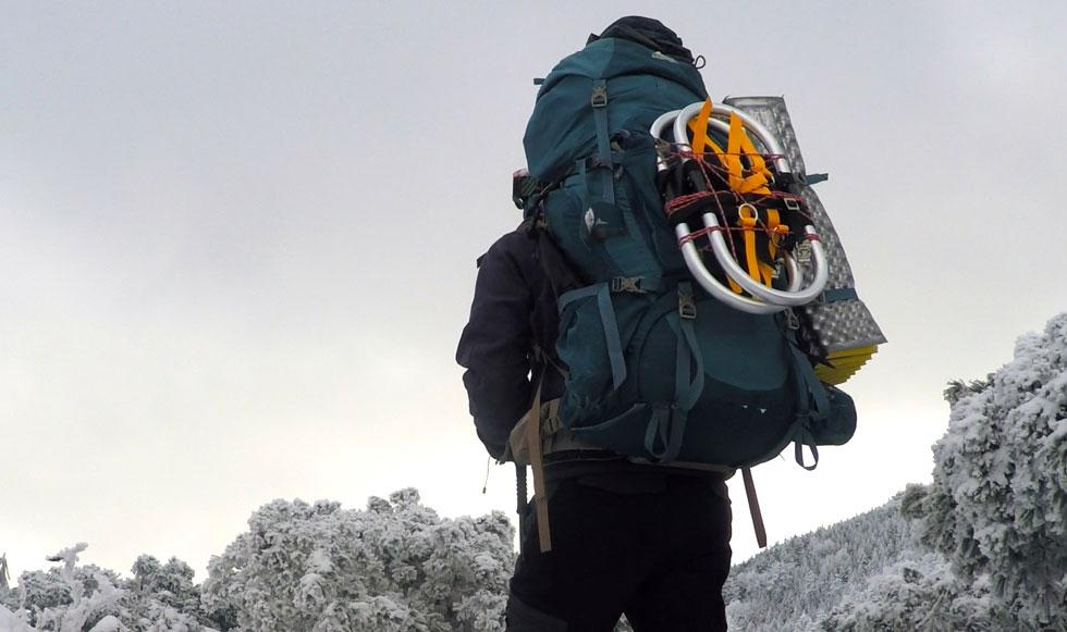 バルトロ65 雪山登山