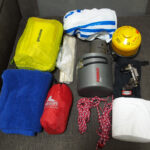 僕のテント泊登山の「持ち物チェックリスト」必需品・便利グッズを書いていく