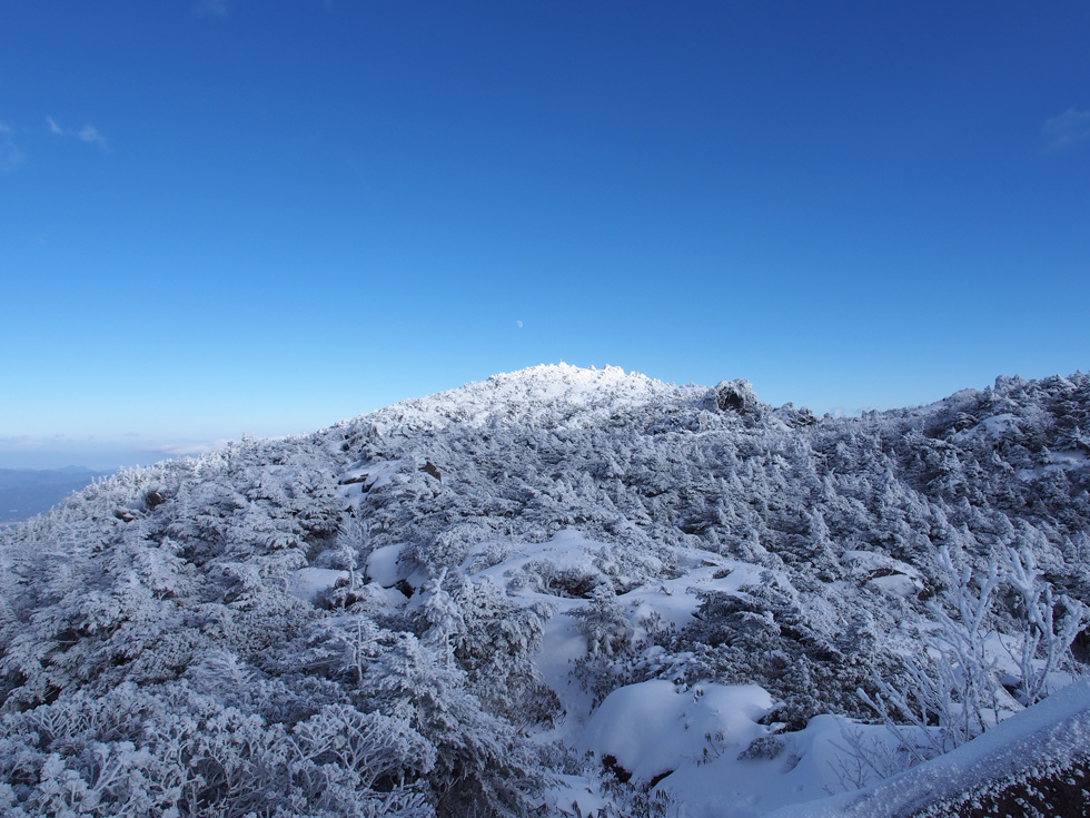 北八ヶ岳大岳