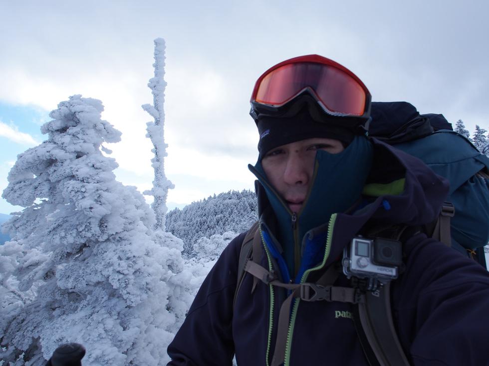 冬季 1泊2日テント泊登山の装備・グッズ一覧を写真付きで紹介する