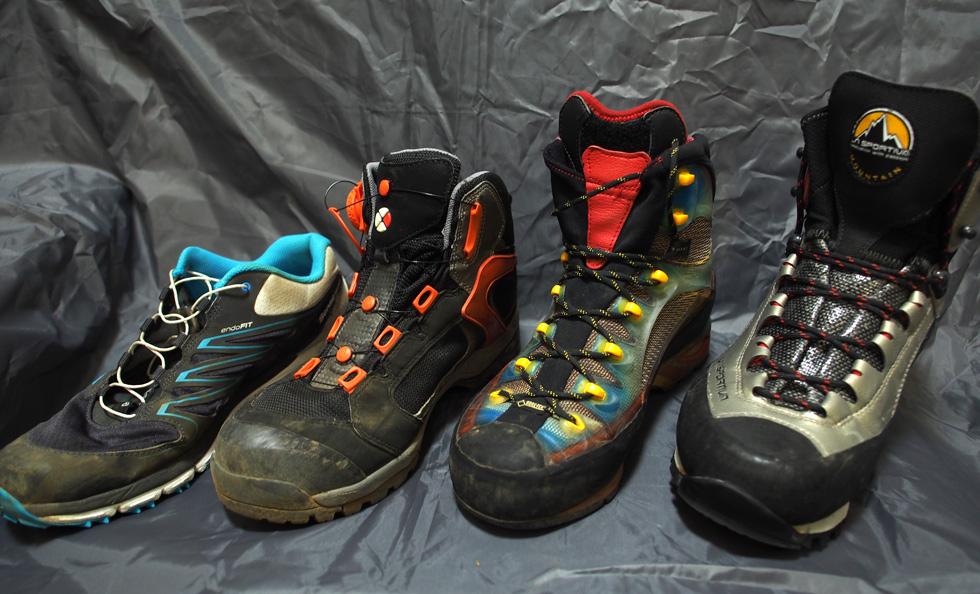 登山靴のベストな選び方