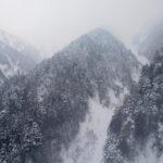 雪の木曽駒ケ岳を撤退したけど、ソースかつ丼を食べたら清々しい気持ちになったお話