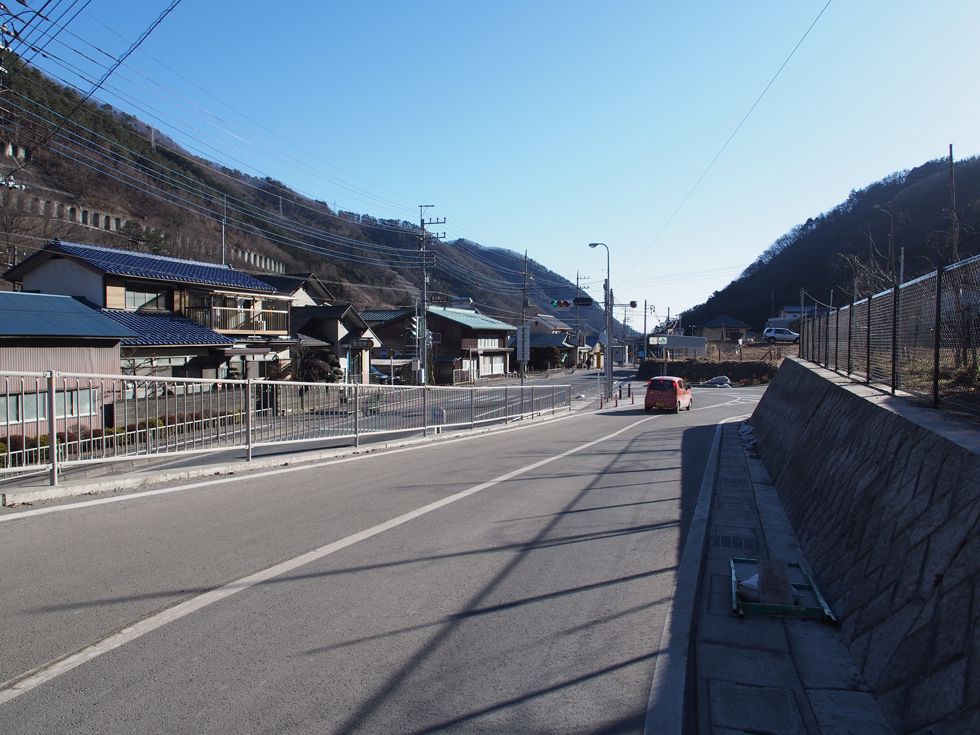 登山 笹子駅