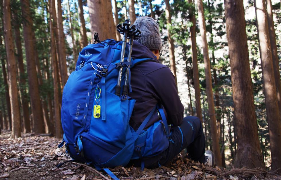 グレゴリースタウト35 滝子山