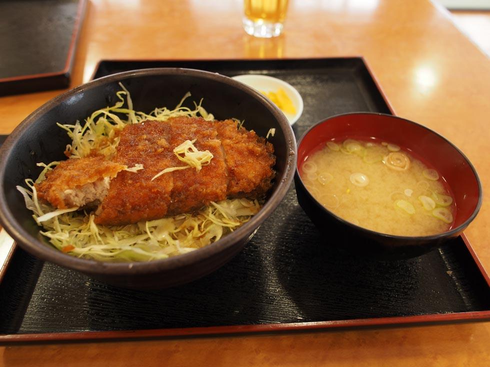 駒ヶ根 ソースかつ丼