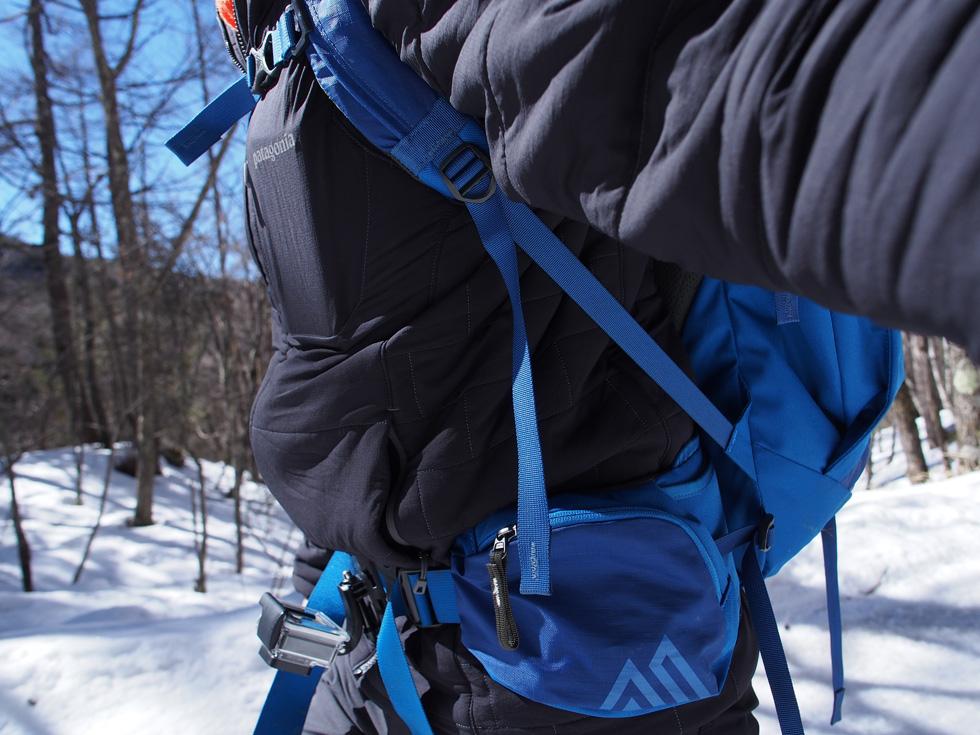 グレゴリースタウト35 南八ヶ岳で使用