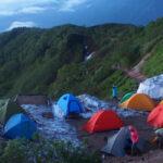 僕のおすすめの登山のテント場を紹介する