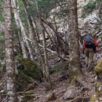 テント泊登山の計画の立て方・心構え(予備日・エスケープルート・撤退)