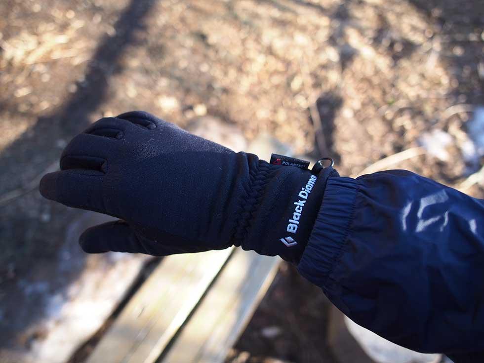 登山用手袋の選び方