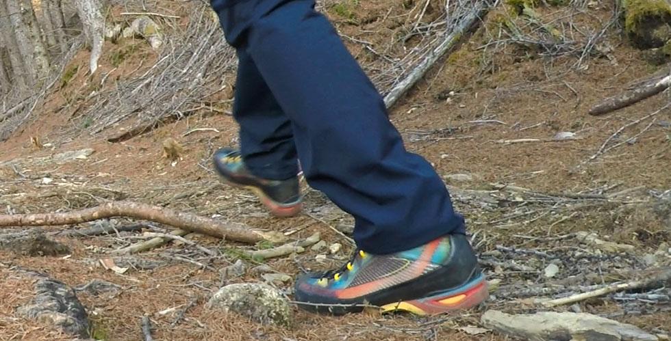 登山の靴擦れ・マメ対策について