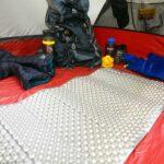 おすすめ登山マットのサーマレスト「Zライトソル」をレビューする
