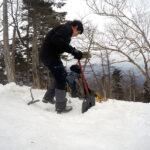 冬山・雪山テント泊の失敗談を書いていく
