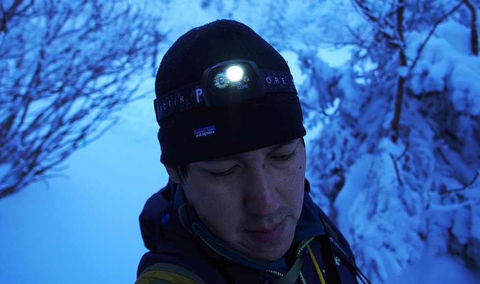 登山用ヘッドライトの選び方