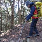 トレッキングポールの使い方&歩き方をLEKIのポールで説明する