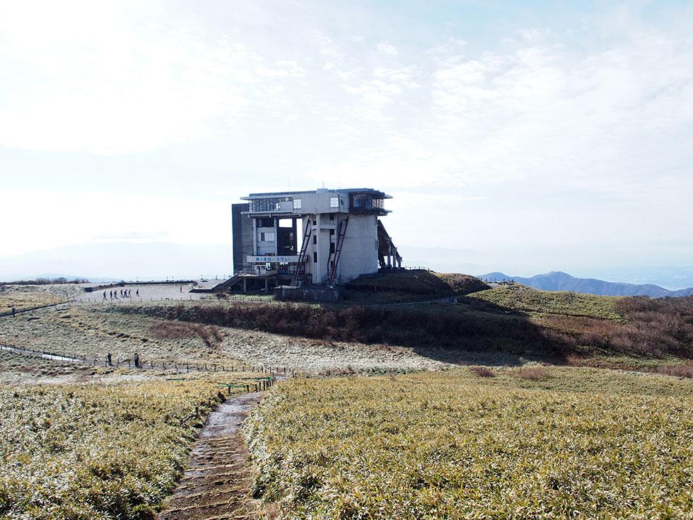 箱根の駒ケ岳 ロープウェイ駅