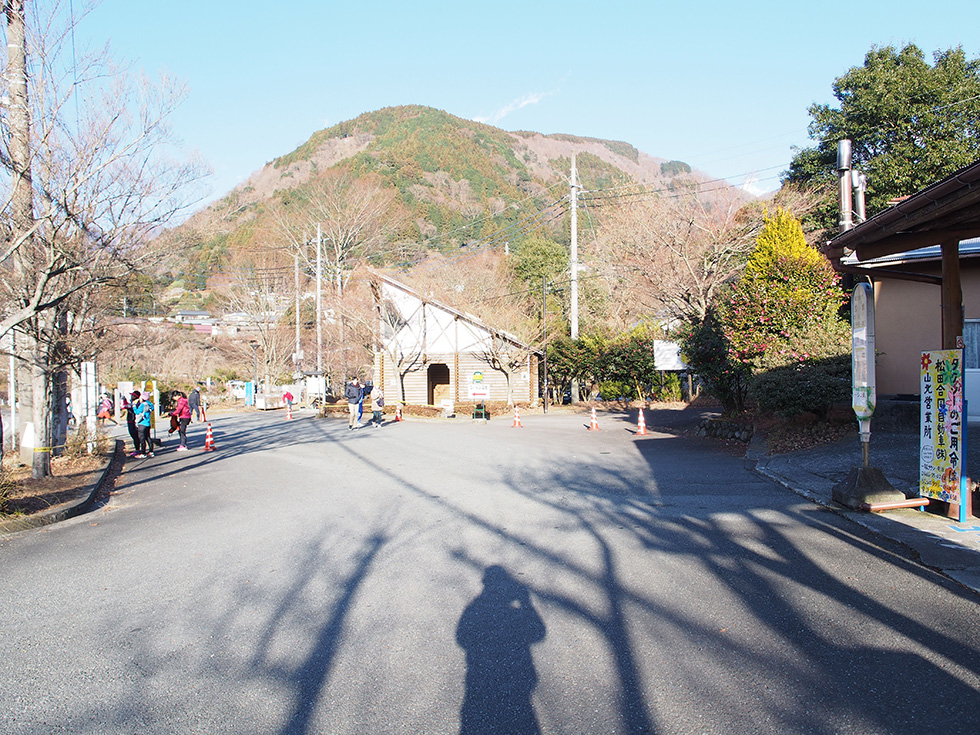 丹沢 玄倉バス停