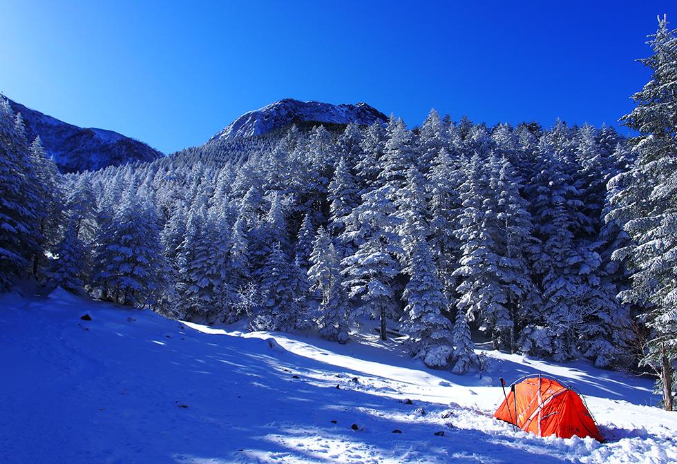 雪山・冬山テント泊の始め方