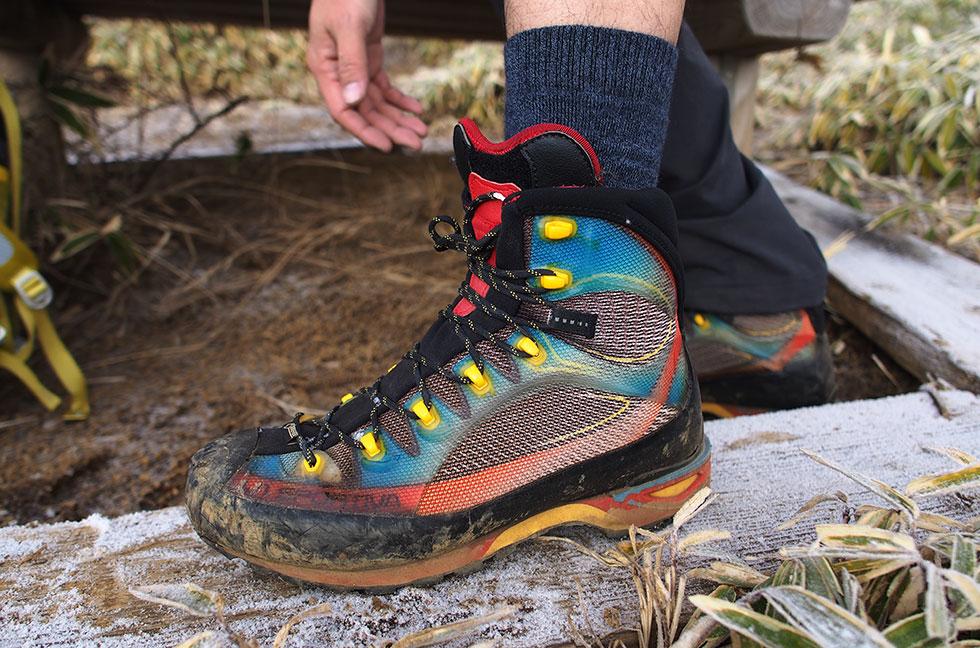 登山靴の特徴とは?