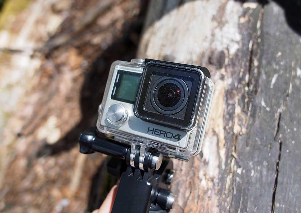 登山のビデオカメラに使っているGoPro