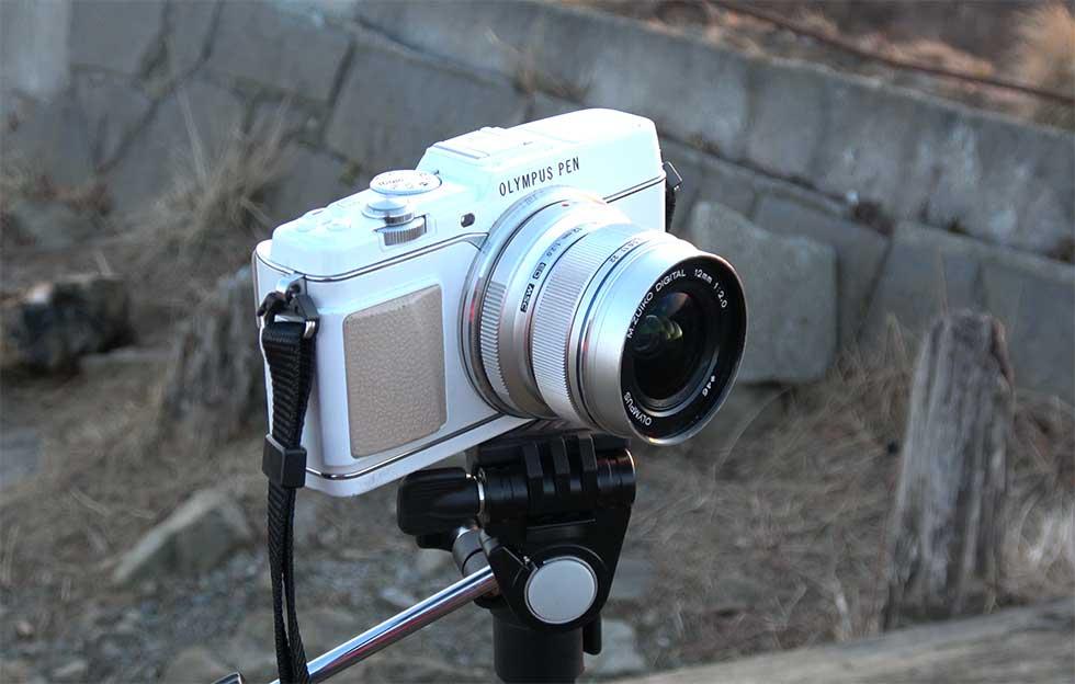 僕が登山で使っているカメラ