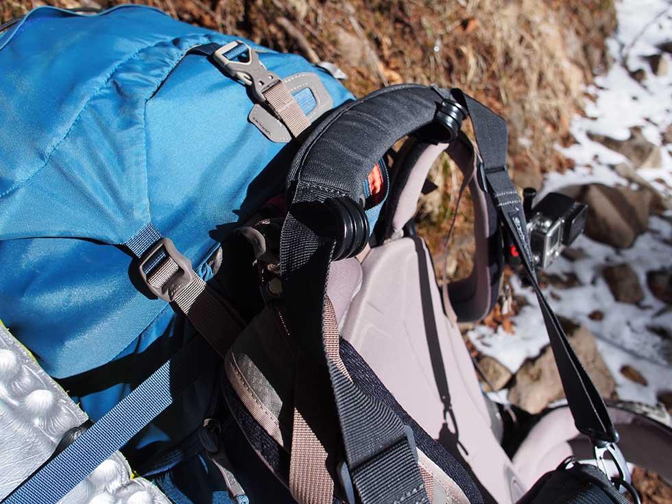 登山の写真撮影に便利な道具