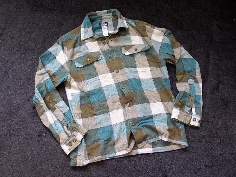 パタゴニア 長袖シャツ