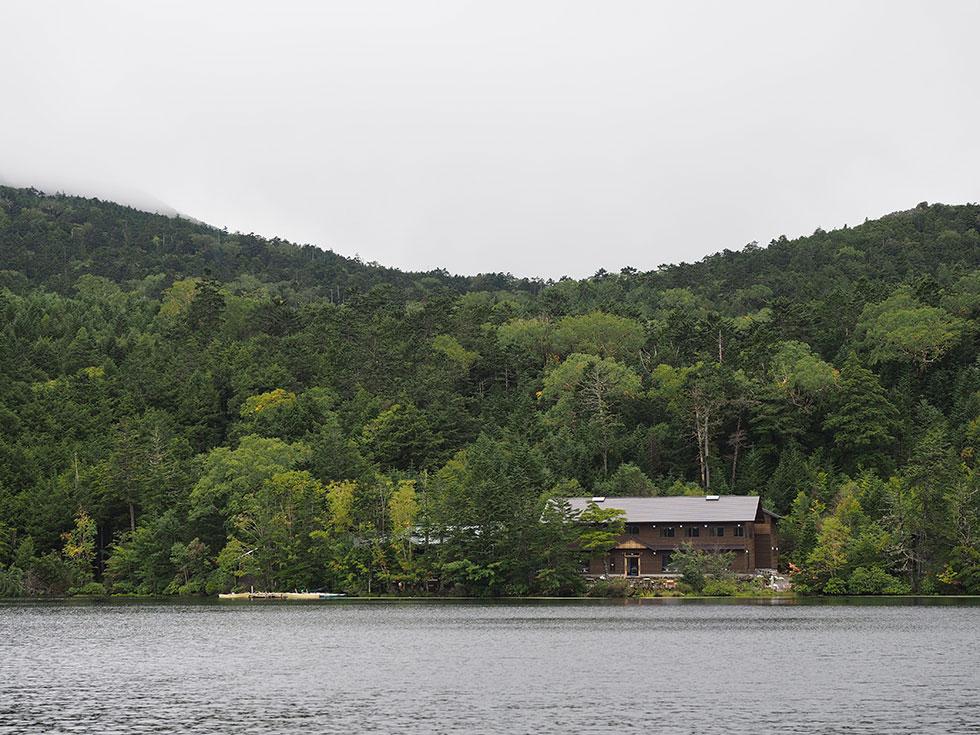 北八ヶ岳 駒の池テント泊 青苔荘