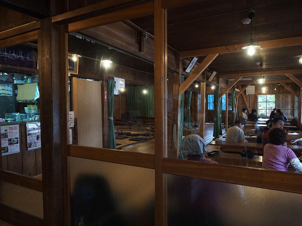 北八ヶ岳 駒の池テント泊 白駒荘