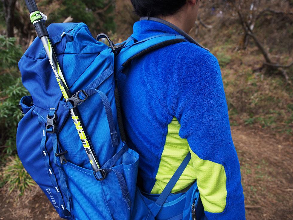 パタゴニアのR2フリースジャケット