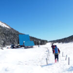 雪山の入門に最適な冬季北八ヶ岳の「縞枯山」は展望がすごかった!