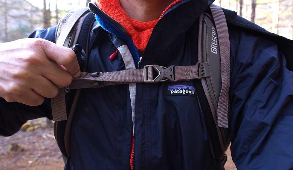 登山の服装・レイヤリングの基本