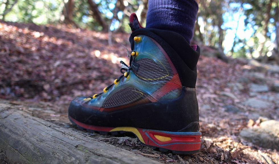 ラ・スポルティバ 登山靴