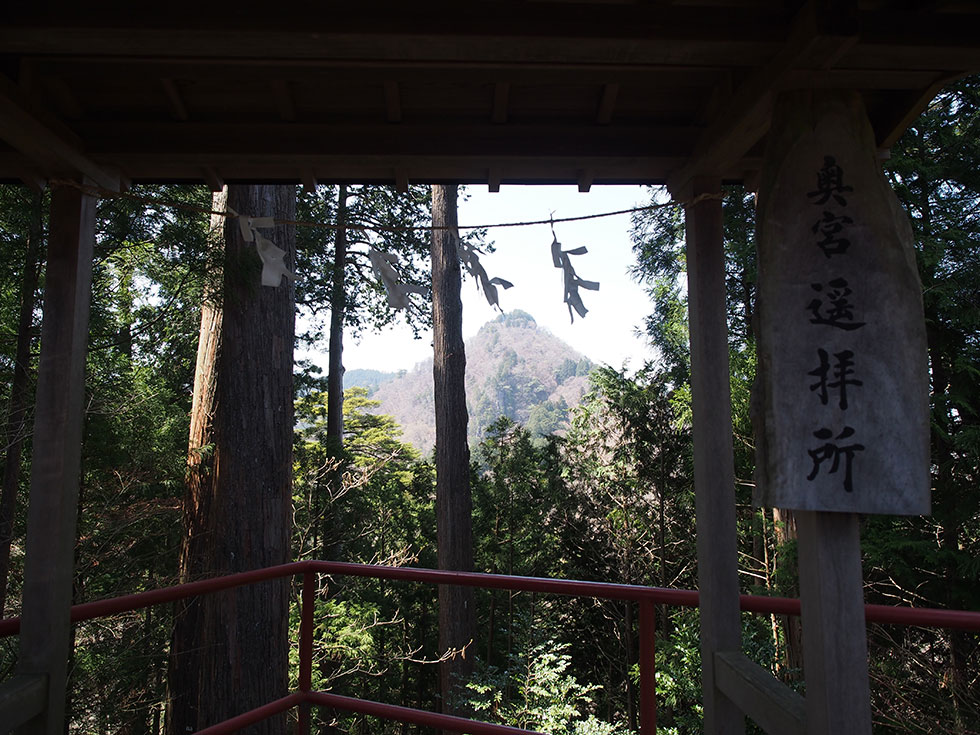 奥多摩 武蔵御嶽神社