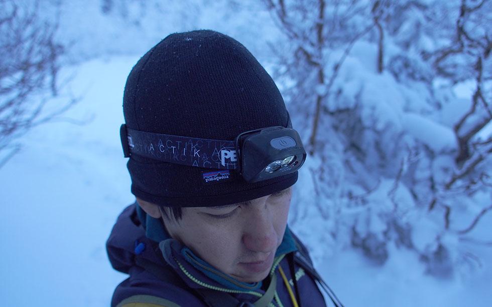 登山の帽子の選び方 ニット帽