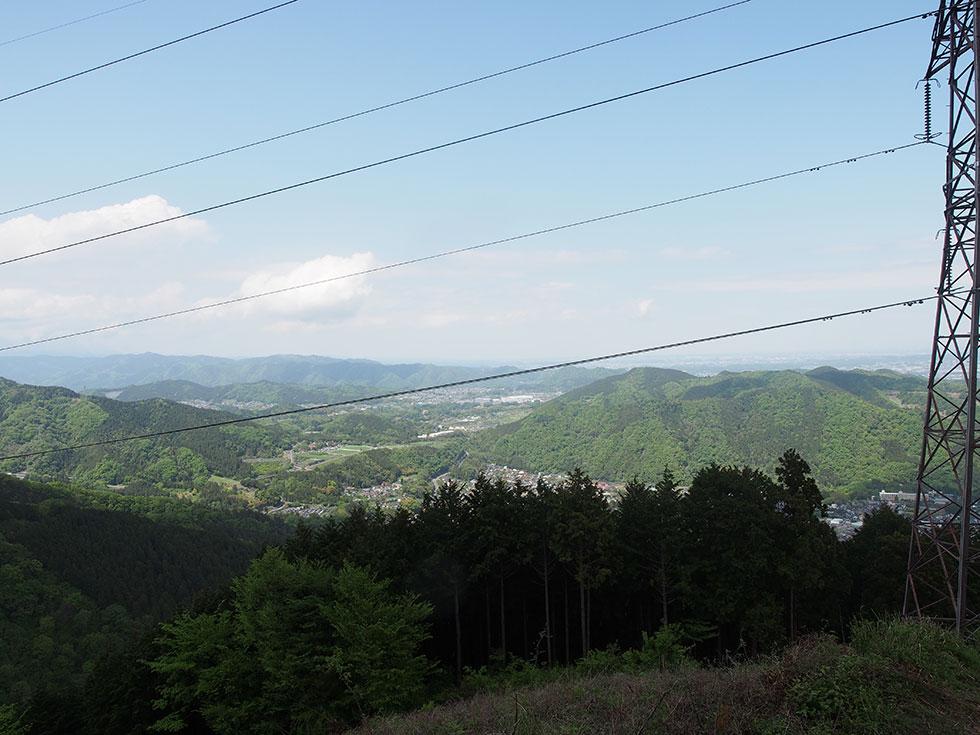 東丹沢の仏果山登山