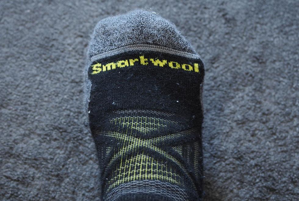 スマートウール 登山の靴下