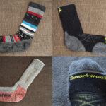 登山におすすめの靴下、スマートウールをレビュー!裏返すとその快適性の理由が分かる