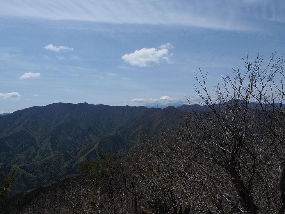 笹子雁ヶ腹摺山 登山