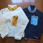 パタゴニアのレトロX・ジャケットをレビュー【サイズ感・防寒性】